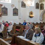 Die Seniorenrunde und deren Leiter Herr Kurt Weitlauer (vorne rechts) (© Herr Mag. Bernhard Wagner).