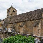Kirche von Ameugny (© Herr Mag. Bernhard Wagner).