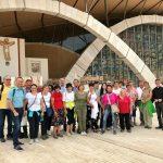 Gruppenfoto der Teilnehmerinnen und Teilnehmer (© Kaplan Christoph Kranicki/Reisegruppe).