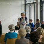 ... die pens. Pastoralassistentin Frau Christine Görtschacher, ... (© Herr Mag. Bernhard Wagner)