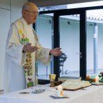 Die Präfation am Beginn des Eucharistischen Hochgebetes ... (© Herr Mag. Bernhard Wagner)