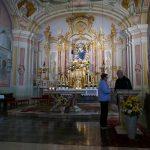 Innenansicht der Wallfahrtskirche Seggauberg (© Herr Josef Baumgartner).