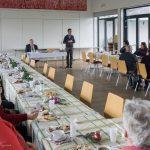 ... begrüßt die Anwesenden (© Herr Mag. Bernhard Wagner).