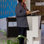 Pastoralassistentin Frau Monika Wuggenig (© Herr Mag. Bernhard Wagner).