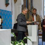 Pfarrer Länger, ... (© Herr Mag. Bernhard Wagner)