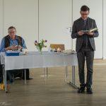 ... während seines 40tägigen Fastens in der Wüste die Rede ist ... (© Herr Mag. Bernhard Wagner).