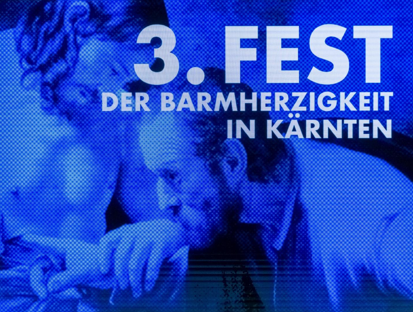 Titelbild zum 3. Fest der Barmherzigkeit (© Herr Mag. Bernhard Wagner).