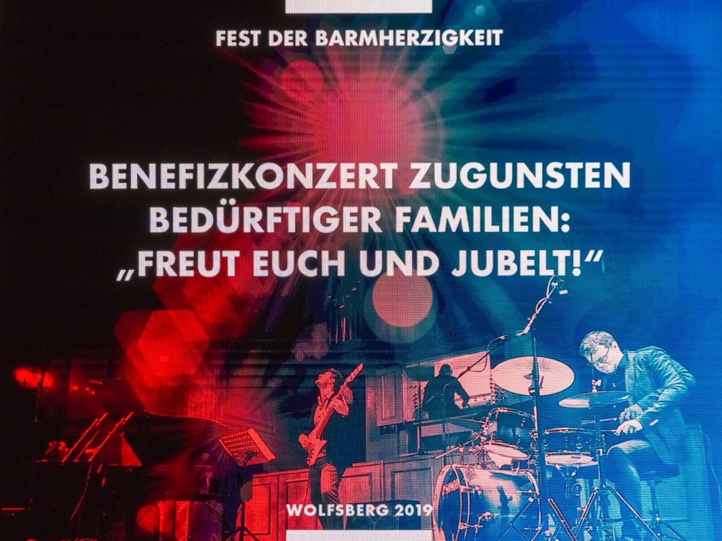 Titelbild zum Benefizkonzert (© Herr Mag. Bernhard Wagner).