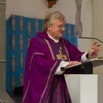 ... und daran anschließend die Predigt des Abtes ... (© Herr Mag. Bernhard Wagner).