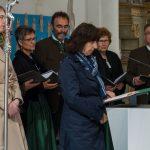 Die Fürbitten, vorgetragen durch Frau Monika Wuggenig und Frau Schranz (© Herr Mag. Bernhard Wagner).
