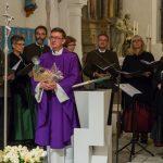 Dankesworte an den Erzbischof durch Pfarrprovisor Kranicki ... (© Herr Mag. Bernhard Wagner)