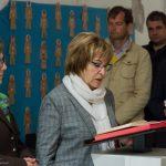 Frau Maria Melcher und Frau Denoth sprechen die Fürbitten (© Herr Mag. Bernhard Wagner).