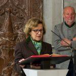 Im Anschluss daran liest Frau Denoth die Epistel (© Herr Mag. Bernhard Wagner).