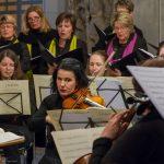 ... und Violinistin (© Herr Mag. Bernhard Wagner).