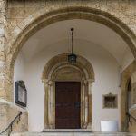 Portal der Pfarrkirche (© Herr Mag. Bernhard Wagner).