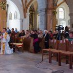 ... bei der Anbetung von Jesus ... (© Herr Mag. Bernhard Wagner)