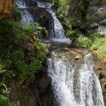 Wasserfall in der Graggerschlucht ... (© Herr Mag. Bernhard Wagner).