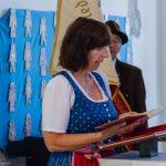 Pastoralassistentin Frau Monika Wuggenig liest die Fürbitten (© Herr Mag. Bernhard Wagner).