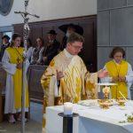 ... und schließlich die Präfation mit welcher das Eucharistische Hochgebet eingeleitet wird (© Herr Mag. Bernhard Wagner).