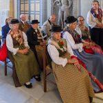 Die Frauen und Männer der Brauchtumsgruppe Wolfsberg-Lavanttal ... (© Herr Mag. Bernhard Wagner)