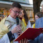 Verkündigung des zugehörigen Evangeliums ... (© Herr Mag. Bernhard Wagner)
