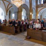 Blick in die Kirche zu den Anwesenden (© Herr Mag. Bernhard Wagner).