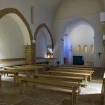 In der Kirche von Taizé ... (© Herr Mag. Bernhard Wagner).