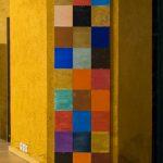 Wanddekoration rechts vom Altar (© Herr Mag. Bernhard Wagner).