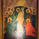 Auferstehungsikone in der Versöhnungskirche (© Herr Mag. Bernhard Wagner).