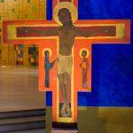 Kreuzikone in der Versöhnungskirche (© Herr Mag. Bernhard Wagner).